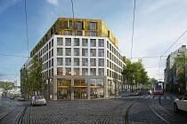 ZA ROZHODNUTÍ MILIONY. Pokud by společnost Karlín Group, která v Holešovicích postaví  529 apartmánů pro studenty, žádala dnes o územní rozhodnutí, měla by vzhledem k velikosti projektu přispět sedmé městské části 8,25 milionu korun.
