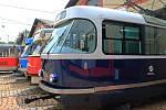 V neděli 18. července 2021 uplyne přesně 130 let, kdy Prahou poprvé projela elektrická tramvaj a zahájila také svůj provoz lanovka na Petřín. Dominantou oslav je obousměrný vůz od Ringhoffera a Křižíka z roku 1901.