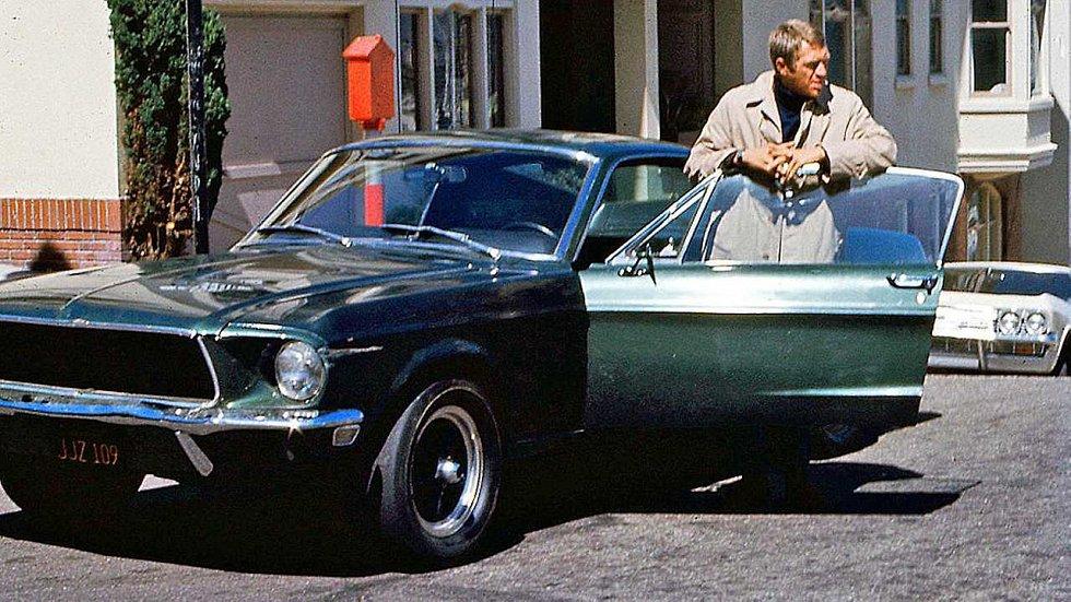 Strahovské autokino v sobotu promítá film Bullittův sraz, který je zároveň srazem vozidel z 90. let.
