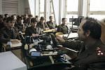 Pohotovostní sbory VB – základna Pohotovostních sborů VB se nacházela v Hrdlořezích. Odsud vyráželi její příslušníci potlačovat demonstrace.