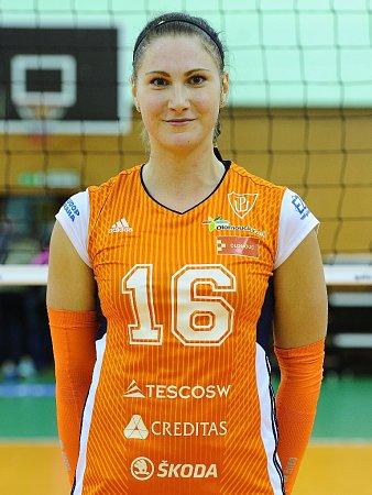 Veronika Závodná.