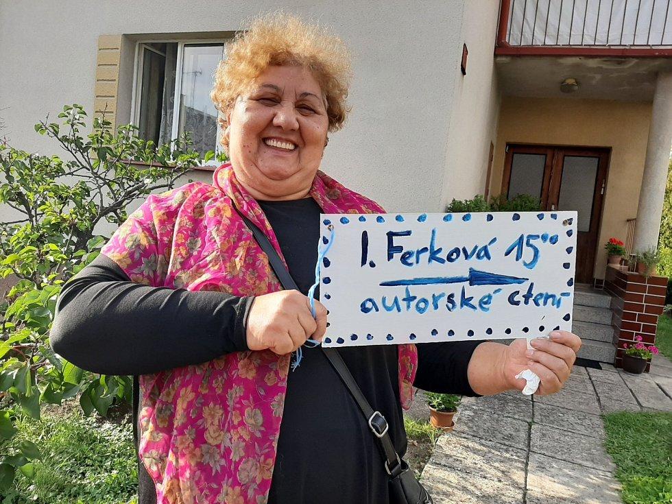 Ilona Ferková.