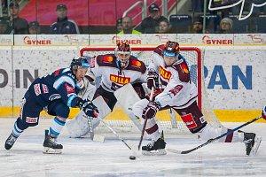 Bílí Tygři Liberec a HC Sparta Praha
