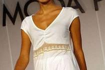 Nové módní trendy představuje 7. mezinárodní veletrh módy MÓDA PRAHA, konaný od 29. do 31. srpna 2007.