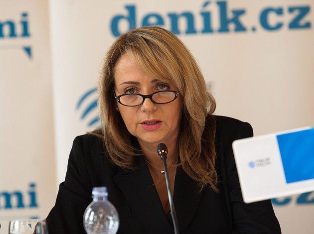 Deník svámi - Setkání sprimátorkou vrezidenci primátora: Adriana Krnáčová.