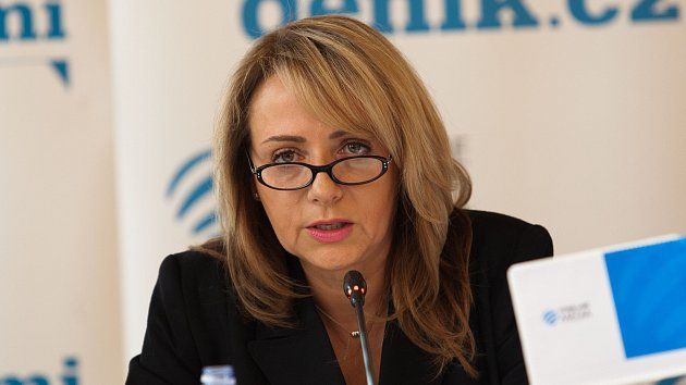 Deník s vámi - Setkání s primátorkou v rezidenci primátora: Adriana Krnáčová.