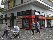 Projekt ByTy Malešice + komerční prostory.