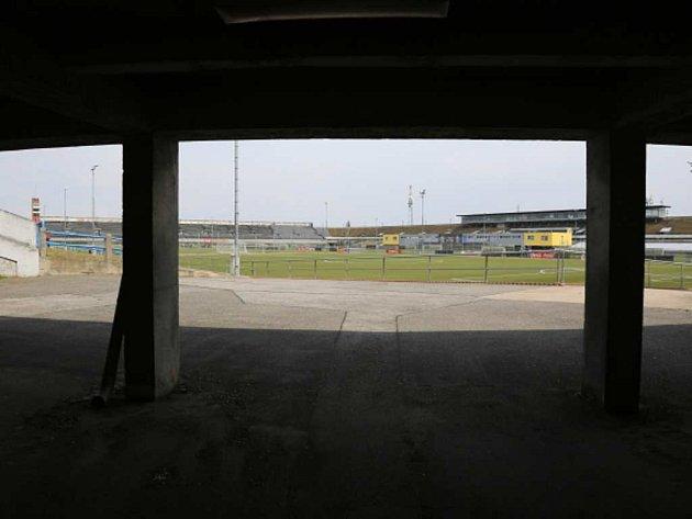 Strahovský stadion. Ilustrační foto.