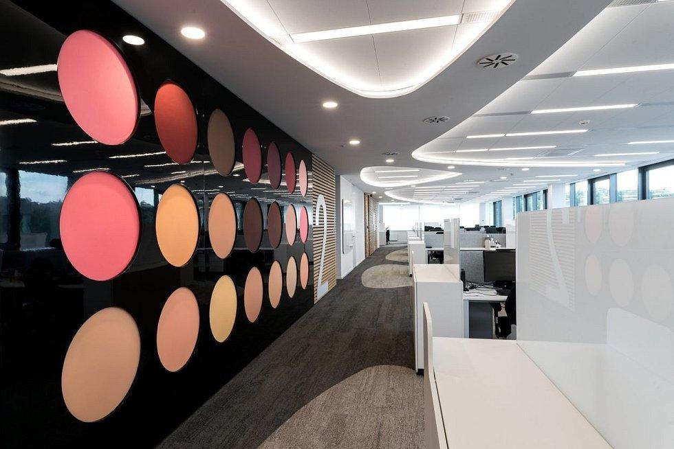 Kancelář jako DNA firmy Notino, Brno