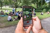 Pokemon Go. Ilustrační foto.