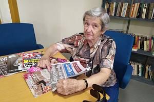Olga Selnekovičová.