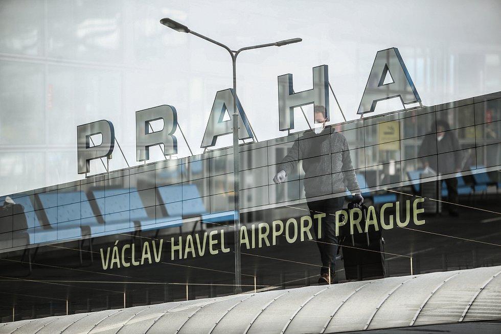 Letiště Václava Havla.