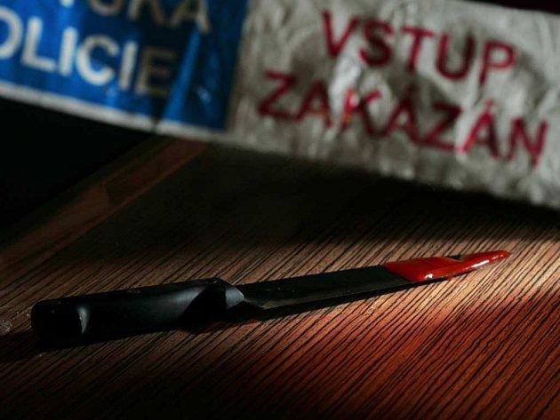 Nůž. Ilustrační foto.