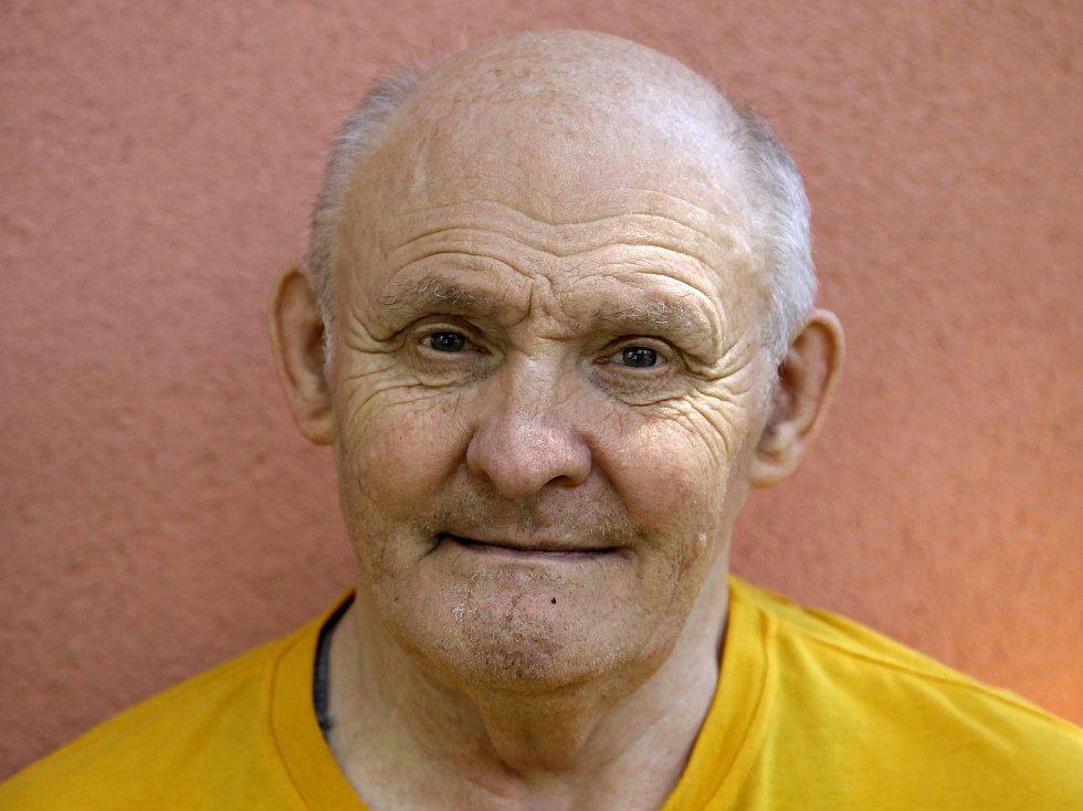 Pamětníci - Václav Trkovský.