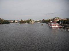 Ostrov Štvanice. Ilustrační foto.