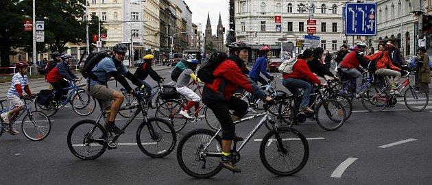Evropský týden mobility. Ilustrační foto.