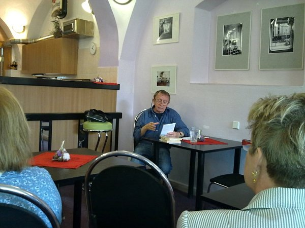 Program 'Era pomáhá regionům': klubovna, učebna pro seniory.