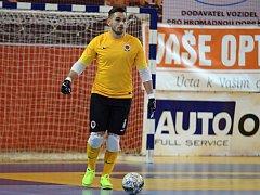 Zápas 4. kola 1. FUTSAL ligy mezi Spartou Praha a Gardenline Litoměřice skončil výsledkem 3:1 pro domácí.