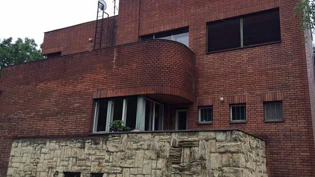 Vila na Petřinách 7, která má být zdemolována