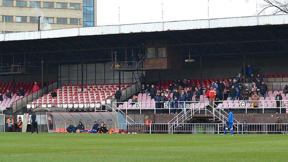 Stadion Viktorie Žižkov.