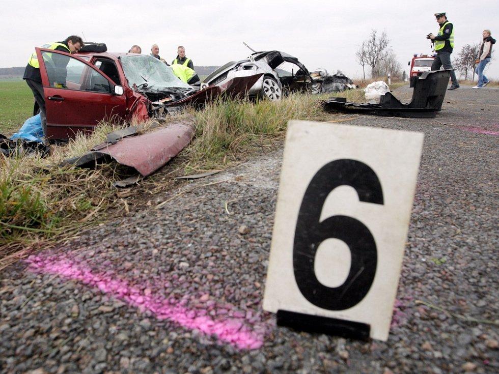 Tragická nehoda. Ilustrační foto.