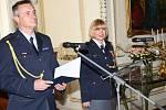 Řád čestné legie obdržela vysoká představitelka Generálního ředitelství cel Vendulka Holá.