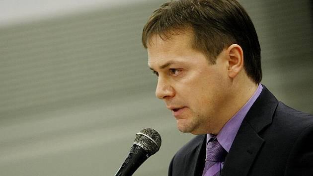 Starosta Dalibor Mlejnský.