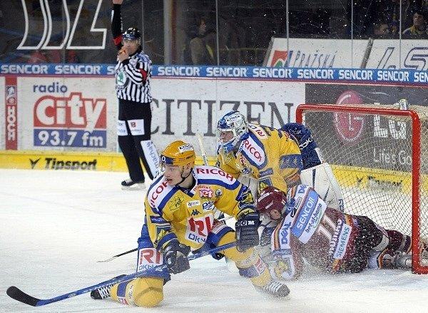 1. čtvrfinálové utkání O2 ELH Play Off mezi týmy HC Sparta Praha a RI Okna Zlín se hrál 2. března v Tesla Aréně Praha.