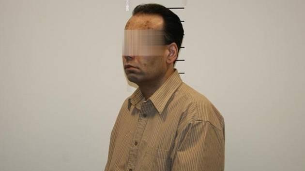 obviněný muž