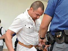 Odvolací senát Vrchního soudu v Praze potvrdil 15 let vězení Ukrajinci Sergeji Miškovi za žižkovskou vraždu krajanky, kterou ubodal, tělo rozřezal a ostatky vyhodil do kontejneru.