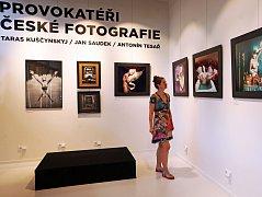 Výstava Provokatéři české fotografie - Taras Kuščynskyj, Jan Saudek a Antonín Tesař v Czech Photo Centre.