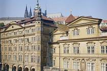 Šternberský palác. Ilustrační foto.