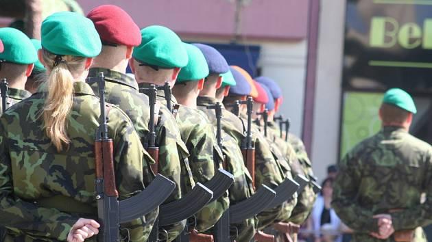 Armáda. Ilustrační foto.