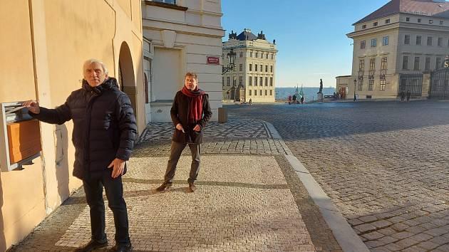 Jiří Růžička a Jan Lacina zaslali otevřený dopis prezidentu republiky.