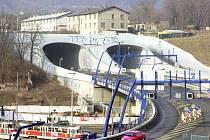 Strahovský tunel. Ilustrační foto.