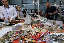 Začal 15. mezinárodní veletrh Sběratel 2013 na Výstavišti v Letňanech.