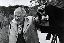 Fotograf Josef Sudek.
