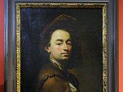 Vlastní podobizna zvaná Lobkovická od Petra Brandla.