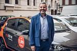 Milan Beutl, ředitel českého zastoupení Anytime carsharing.