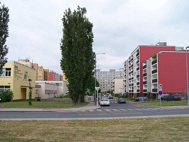 Sídliště Písnice. Ilustrační foto.