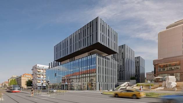 Českomoravská nemovitostní koupila budovu Blox v Dejvicích za více než dvě miliardy korun.