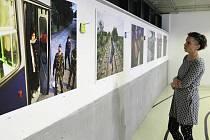 Mezinárodní výstava Strach z neznáma v pražské Galerii NTK v Národní technické knihovně.