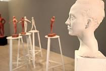 Zahájení letní výstavní sezony Národní galerie a prohlídka výstavy Diplomati AVU 2015.