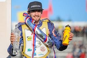 Jan Kvěch pojede s číslem 16 dva závody pražské Grand Prix na Markétě. Už loni dal o sobě vědět, když se dokázal prosadit druhým místem na Zlaté přilbě.