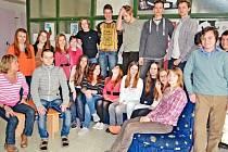 Studenti petrovickeho gymnazia