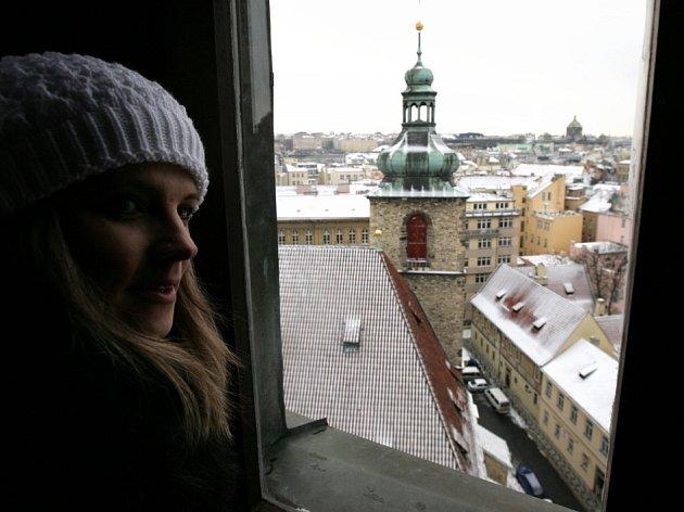Jindřišská věž v Praze slaví 10. výročí znovuotevření