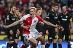 19. kolo e-pojistěni.cz ligy mezi SK Slavia Praha a FC Viktoria Plzeň.