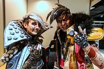 Comic-Con Prague 2021. Druhý ročník setkání fanoušků sci-fi, komiksů a fantazy filmů se konal v pražském O₂ universu.
