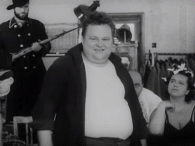 Jan Libíček z filmu Farářův konec.