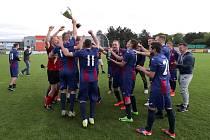 Přeborová Přední Kopanina se do předkola MOL Cupu kvalifikovala díky vítězství v pražském poháru Teskahor cup.
